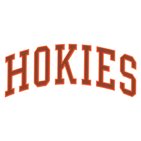 Virginia Tech Hokies Arch Decal