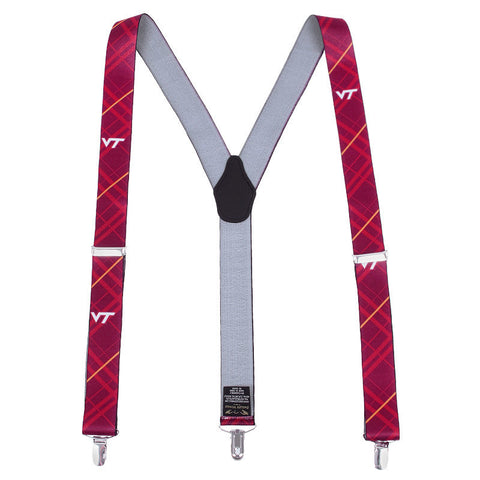 Virginia Tech Suspenders