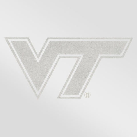 Virginia Tech Etched Decal