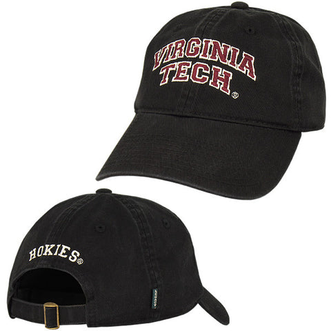 Virginia Tech Hat: Black by Legacy
