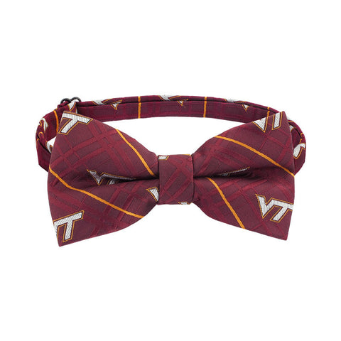 Virginia Tech Oxford Bow Tie