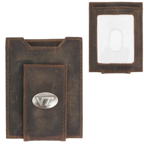 Virginia Tech Front Pocket Wallet