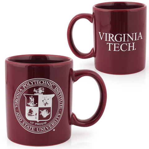 Virginia Tech Seal Mug