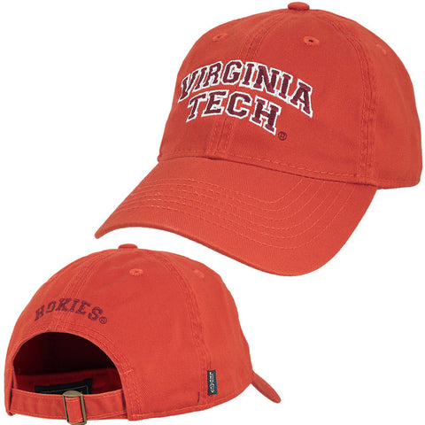 Virginia Tech Hat: Orange by Legacy