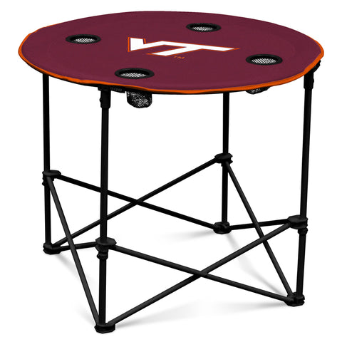 Virginia Tech Portable Tailgate Table