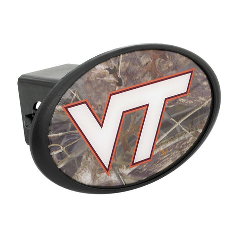 Virginia Tech Camo Hitch Cover