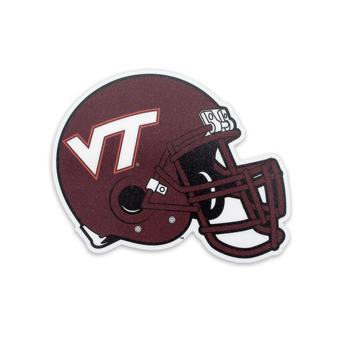 Virginia Tech Football Helmet Decal