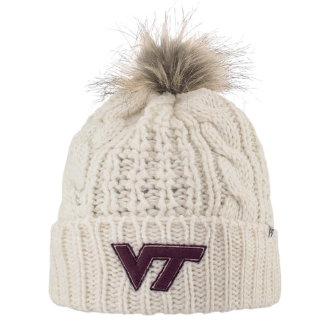 Virginia Tech Women's Meeko Beanie by 47 Brand