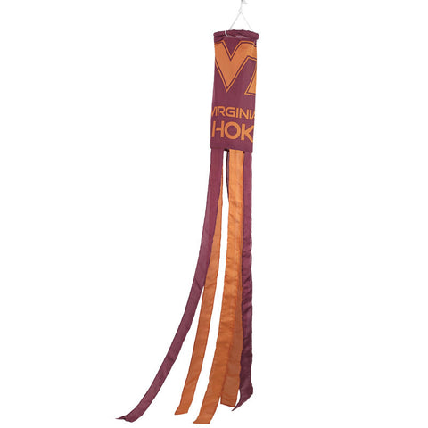 "Virginia Tech 60"" Windsock"