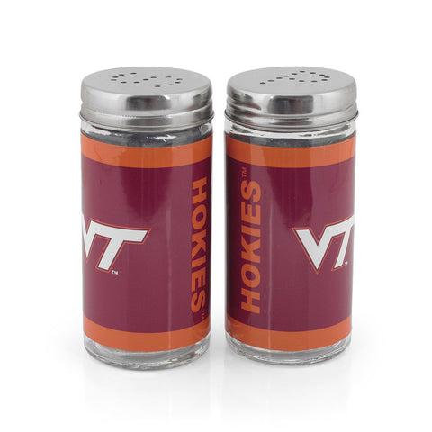 Virginia Tech Salt and Pepper Shakers