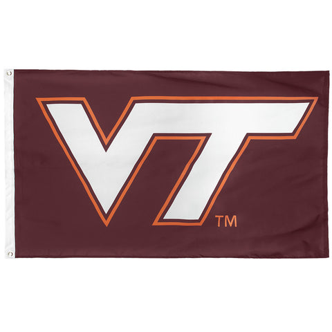 Virginia Tech 3x5 Printed Flag