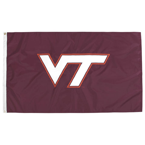 Virginia Tech 3x5 Applique Flag