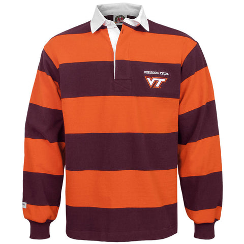 Virginia Tech Rugby Shirt by Barbarian