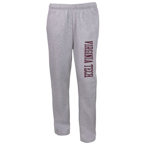 Virginia Tech Authentic Sweatpants: Oxford Heather by Gear