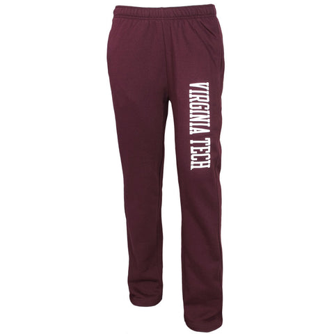 Virginia Tech Authentic Sweatpants: Maroon by Gear