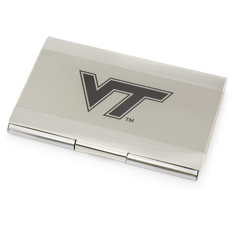 Virginia Tech Logo Business Card Holder