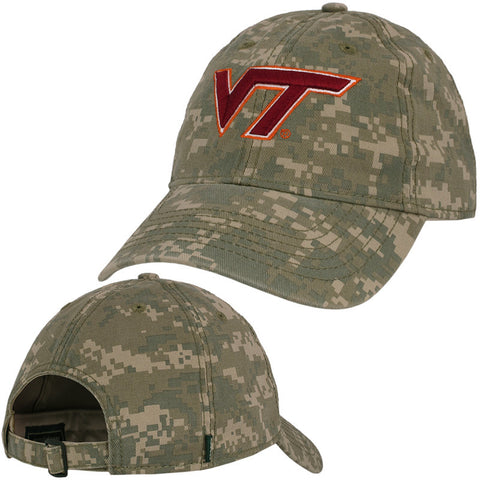 Virginia Tech Army Digital Camo Hat by Legacy