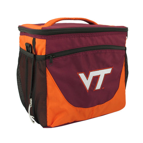 Virginia Tech 24 Can Cooler