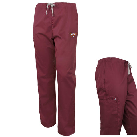 Virginia Tech Scrub Pants