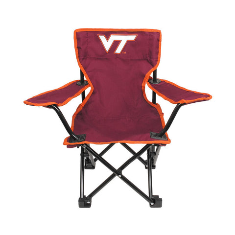 Virginia Tech Logo Toddler Tailgate Chair