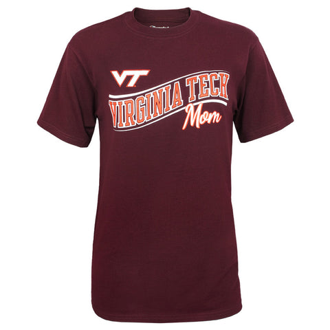 Virginia Tech Mom T-Shirt by Champion