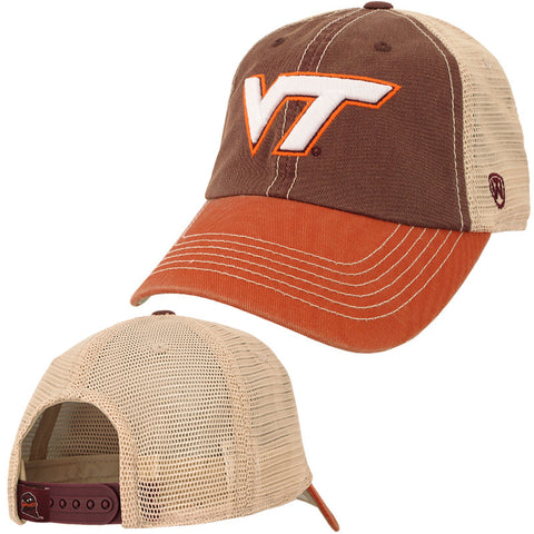 Virginia Tech Offroad Trucker Hat by Top of the World