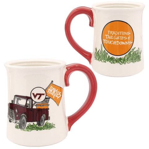 Virginia Tech Traditions Mug