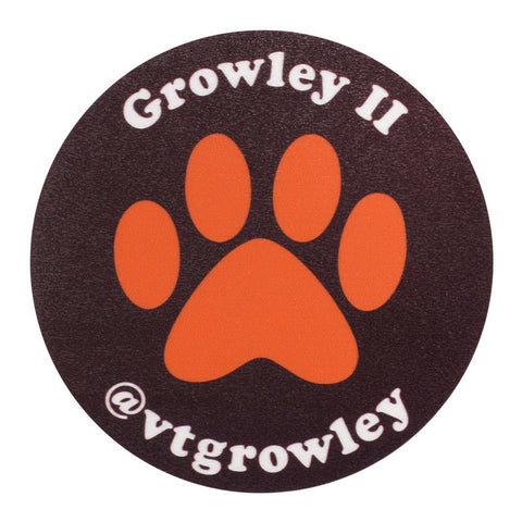 VTCC Growley II Decal