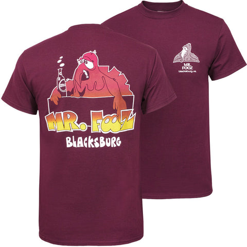 Mr. Fooz Blacksburg T-Shirt