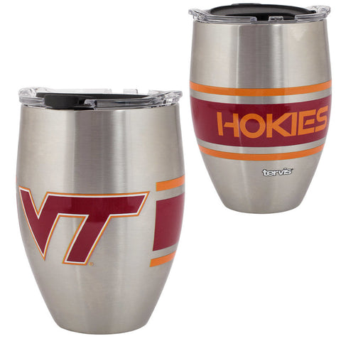 Virginia Tech Stripes Tumbler by Tervis Tumbler