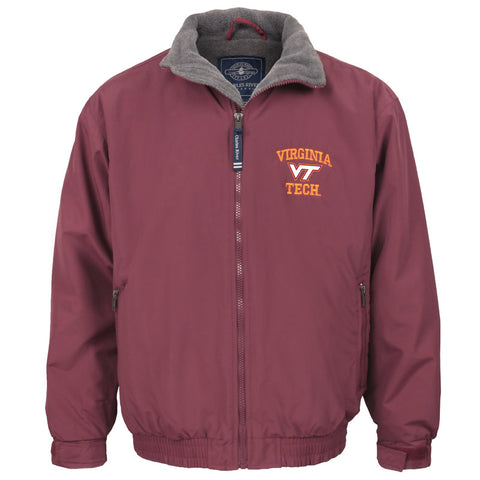 Virginia Tech Navigator Jacket by Charles River