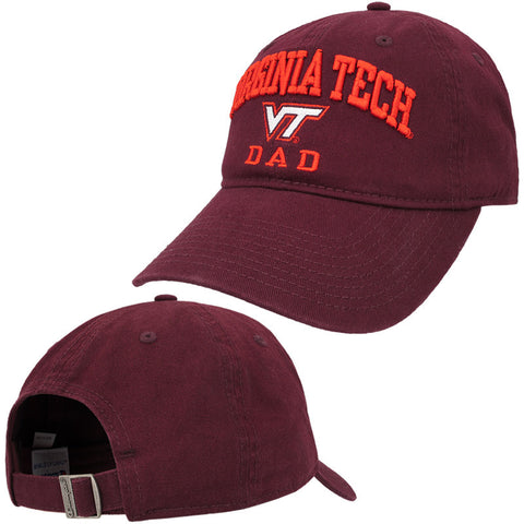 Virginia Tech Dad Hat by Champion