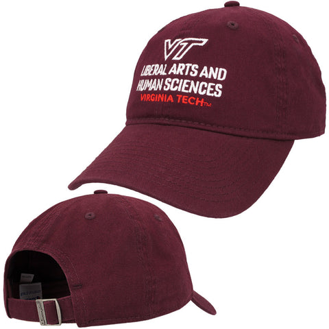 Virginia Tech College of Liberal Arts and Human Sciences Hat by Champion