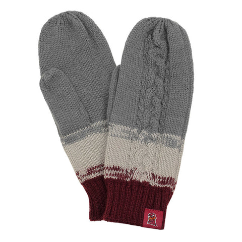 Virginia Tech Disperse Knit Mittens by Top of the World