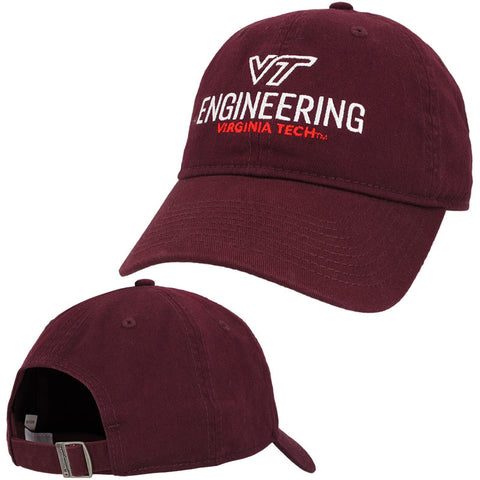 Virginia Tech College of Engineering Hat by Champion