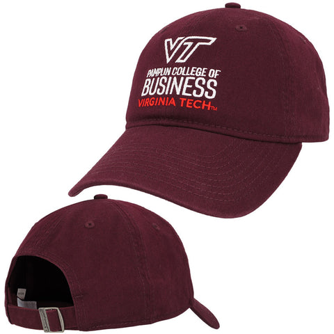 Virginia Tech Pamplin College of Business Hat by Champion