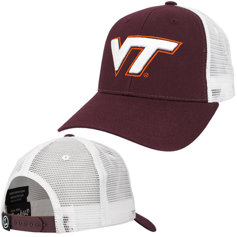 Virginia Tech Big Rig Trucker Hat by Zephyr