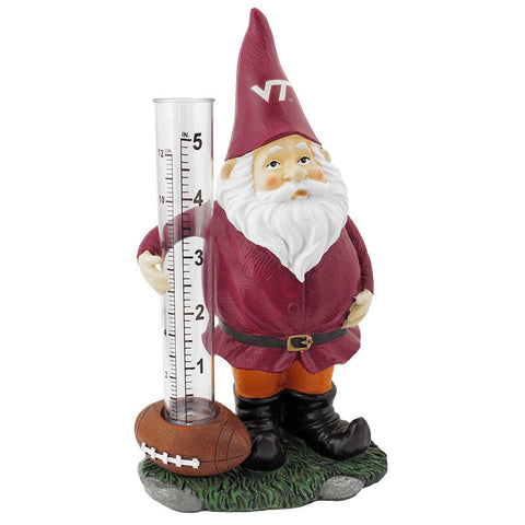 Virginia Tech Gnome Rain Gauge
