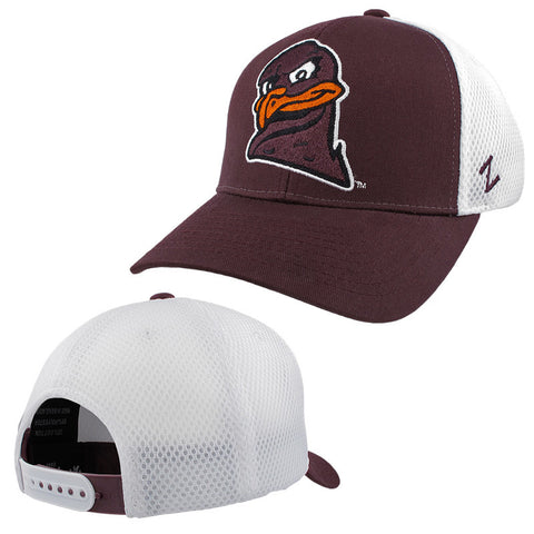 Virginia Tech Youth Crony Trucker Hat by Zephyr