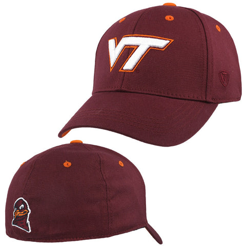 Virginia Tech Youth OneFit Hat by Top of the World