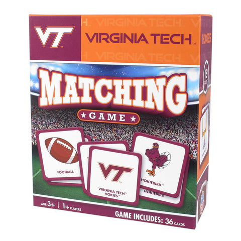 Virginia Tech Matching Game