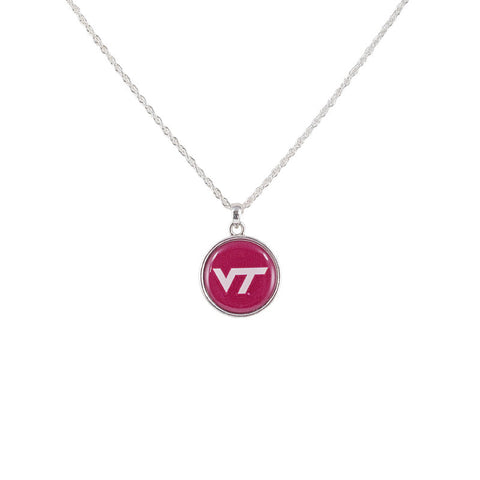 Virginia Tech Leah Necklace