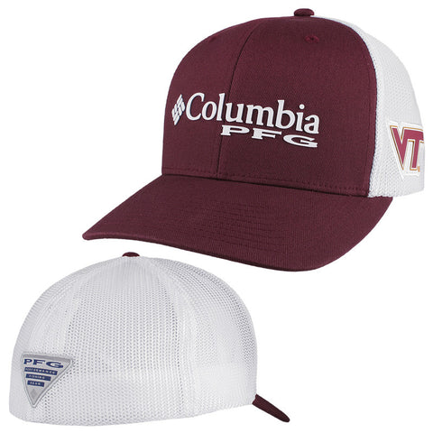Virginia Tech PFG Mesh Hat by Columbia