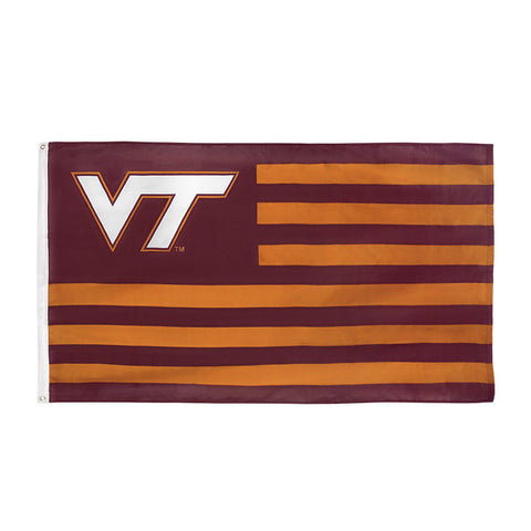 Virginia Tech 3x5 Printed Hokie Nation Flag