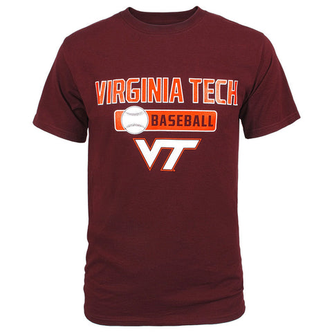 Virginia Tech Baseball T-Shirt by Champion