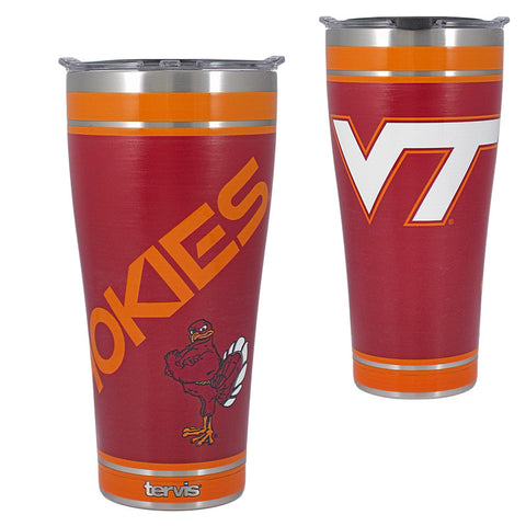 Virginia Tech Campus Stainless Steel Tumbler by Tervis Tumbler 30 oz.