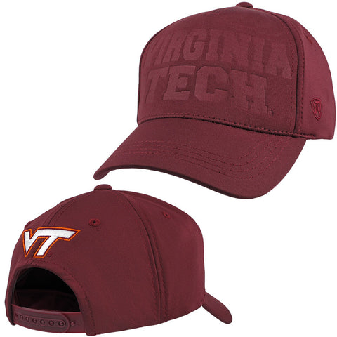 Virginia Tech Youth 5 Head Hat by Top of the World