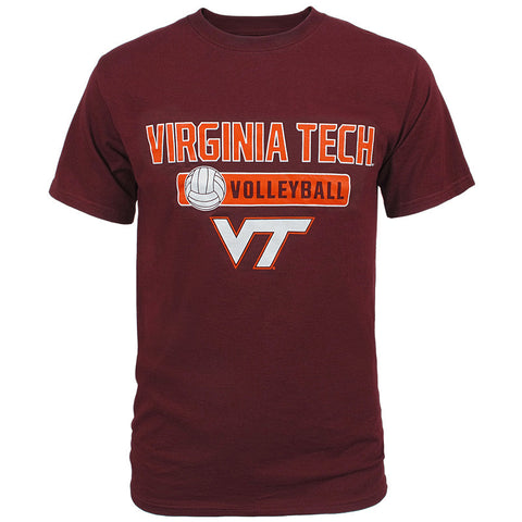 Virginia Tech Volleyball T-Shirt by Champion