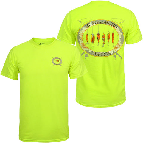 Blacksburg Lures T-Shirt