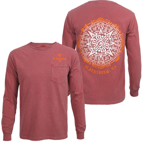 Blacksburg Tribal Long-Sleeved T-Shirt